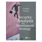 Security Analysis and Investment Strategy (Poitras Geoffrey)(Cartonat) (9781405112482)