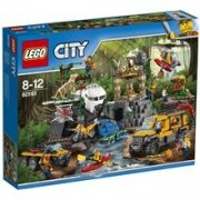 LEGO 60161 LEGO City Djungel Forskningsplats