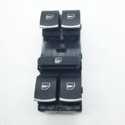 Comutator Butoane Geamuri Electrice Chrome pentru VW Golf 5 V 6 VI Touran Tiguan Jetta Passat B6 Touareg