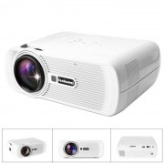 Fantaseal LP-S1 1080P Proyector LED con ATV? HDMI? VGA? USB 2.0? AV? SD