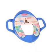 Zyamalox High Quality Material Soft Toilet Baby Training Seat Cushion   Child Potty Urinal Chair Pad Sponge   Develop Independence - Blue