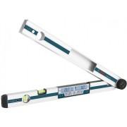 Goniometru Bosch GAM 270 MFL Professional, 0-270°, lungime picior 60 cm, 1.7 kg, 0601076400