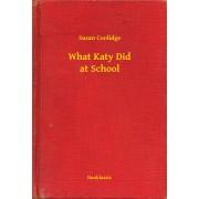 What Katy Did at School (eBook)