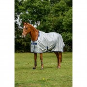 Bucas Regendecke Power Turnout, Gr.: 145 cm - silver