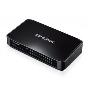 Switch 24 Port-uri 10/100 desktop, carcasa plastic, TP-LINK (TL-SF1024M)