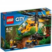 Lego City: Jungla: Helicóptero de transporte (60158)