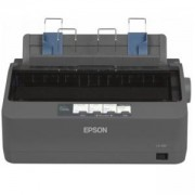 Матричен принтер Epson LX-350, 9 pins, 80 columns, 128 kB included, C11CC24031