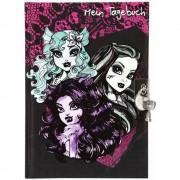 Monster High - Zápisník A5 se zámkem