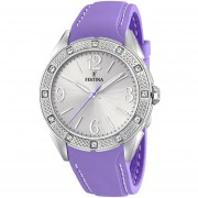 Reloj F20243/4 Lila Festina Mujer Only For Ladies Festina