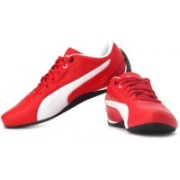Puma Drift Cat 5 SF Sneakers For Men(White, Red)