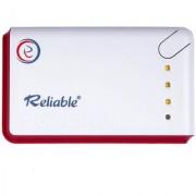 Reliable robo -005 DUAL USB Portable Power Bank 18000 mAh (Red)