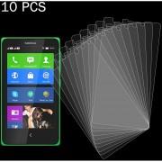 10 PCs Para Nokia XL 0.26mm 9h + Dureza Superficial 2.5D A Prueba De Explosion Tempered Glass Film