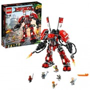 Lego Fire Mech Building Sets