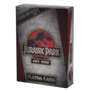 hrací karty Jurský park - FNTK-JP-109