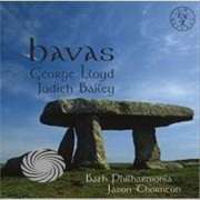 Video Delta Bailey / Bath Philharmonia / Thornton - Havas: Music By George Lloyd And Judith Bailey - CD