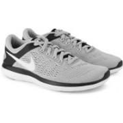 Nike FLEX 2016 RN Running Shoes For Men(Grey)