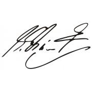 Michael Schumacher aláírása, autómatrica