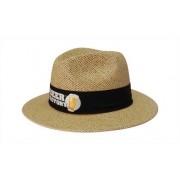 Headwear Professional Madrid Style String Straw Cap S4285