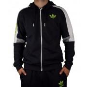 Adidas Originals férfi pulóver DM FLEECE FZ F91483