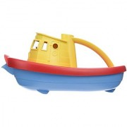 Green Toys My First Tugboat Yellow