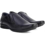 Bata Mc Lean Slip On shoes(Black)