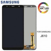Display cu touchscreen Samsung Galaxy J6+ Plus SM-J610F Original Negru