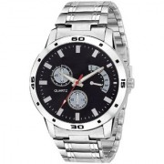 idivas 102TC 84 Avio Steel Men WATCH 6 MONTH WARRANTY