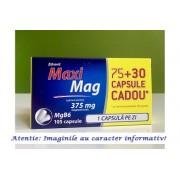 MaxiMag Pachet 75+30 capsule Zdrovit
