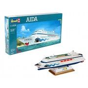 1:1200 Revell Aida Model Ship