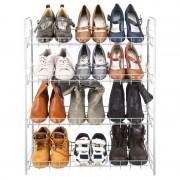 Tomado Scarpa schoenenrek - 62x26x80 cm - wit