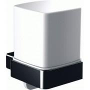 Emco Loft zeepdispenser zwart