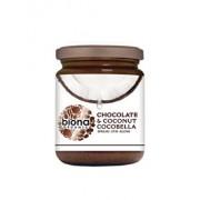 Unt de cocos tartinabil Biona cu ciocolata bio, 250 g