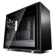 Кутия за компютър Fractal Design Define S2 Blackout – TG, FD-CA-DEF-S2-BKO-TGL