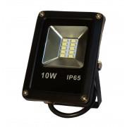 10W CREE LED-es reflektor fényvető hideg fehér SLIM Szabadtéri spotlámpa IP65