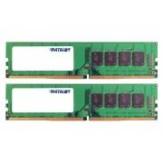 Модуль памяти Patriot Memory DDR4 DIMM 2666MHz PC-21300 CL19 - 16Gb KIT (2x8Gb) PSD416G2666K