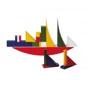 Naef Spiele - Bauhaus Bauspiel (22 Teile)