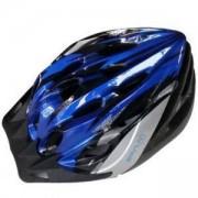 Kаска за велосипед Tour, М, синя, SPARTAN, S30705