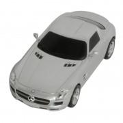 Mercedes Speelauto Mercedes SLS AMG zilver