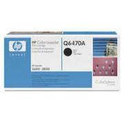 HP Toner HP Q6470A 6k svart