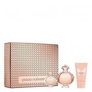Paco Rabanne Olympéa Eau de Parfum de Paco Rabanne Coffret Perfume Feminino 50+75+6ml