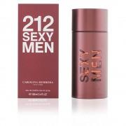 Carolina Herrera 212 Sexy Men Eau De Toilette Spray 100ml