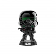 Funko Pop Imperial Death Trooper Chrome De Rogue One Movie Star Wars