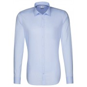 Seidensticker Overhemd Seidensticker Uni X-Slim Aqua Blue / male