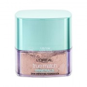 L´Oréal Paris True Match Minerals Skin-Improving fondotinta in polvere 10 g tonalità 1.D/1.W Golden Ivory donna