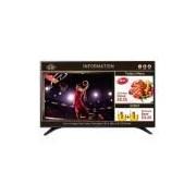 TV 55 LG LED Full HD 55LV640S, Preta, USB, HDMI