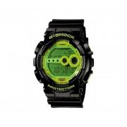 Reloj Casio GD-100SC-1D-Negro Con Verde