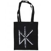 taška Dead Kennedys - Distressed Logo - PLASTIC HEAD - PHTOTE007