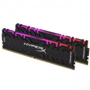 Памет Kingston HyperX Predator RGB 16GB (2x8GB) DDR4 PC4-23400 2933Mhz, KIN-RAM-HX429C15PB3AK2/16