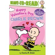 Happy Valentine's Day, Charlie Brown!, Paperback