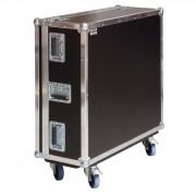 MUSIC STORE Case Behringer X32 Proline Doghouse, PLZ Einlage, ruedas